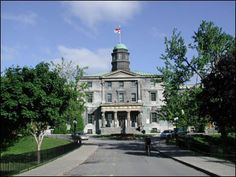 McGill University, my alma mater!