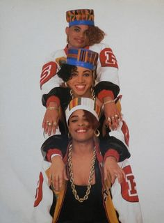 Salt N Pepa--1988 was the greatest year ever in hip hop!