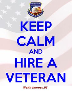 #military #veterans Happy Friday! - Post Jobs and Become a Sponsor at www.HireAVeteran.com