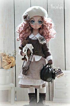 Annabell. Кукла от Natalidolls (Наталья Подкидышева)