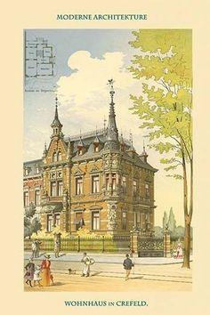 Apartment House - Crefeld - Germany