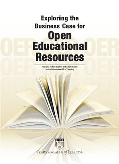 Exploring the Business Case for Open Educational Resources