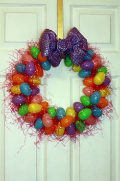 The Doctor's Dishes, Desserts & Decor: Easter Wreath