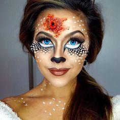 Beautiful work by @scarlettmakeupartist #mua #makeup #makeupaddict #makeupartist #halloweenmakeup #halloween #sfx #specialfx #faceart #bodyart #dupemag