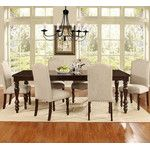 Palisades Extendable Dining Table