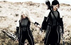 MAGS AND KATNISS :)
