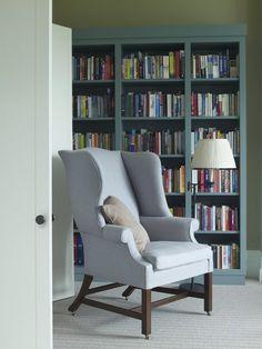 Bedroom in London, GB by Fran Hickman Design & Interiors