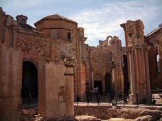 Catedral Antigua de Santa María - Historia - Región de Murcia Digital