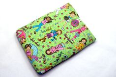 Girl Power Tablet Case/Kids Case/ Kindle Fire by MyTabletCasePlace, $26.00