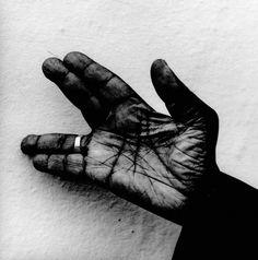 Anton Corbijn     The Hand of Blues Musician John Lee Hooker     1994