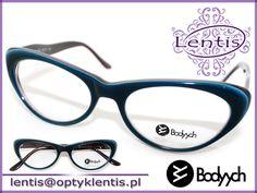 ~LENTIS~ BODYYCH YY154 OKULARY KOTKI OPTYK POZNAŃ Glasses, Eyewear, Eyeglasses, Eye Glasses, Sunglasses