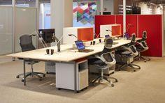 Knoll presenta r/evolution workplace en NeoCon 2014. La constante en el diseño de los espacios de trabajo más adelantados es una: el cambio, y siguiendo la dinámica de innovar, replantear, transformar y reinventar Knoll creó un concepto: r/evolution workplace, una plataforma que ilustra la libertad y oportunidad que pueden tener las empresas y oficinas para re-imaginar los lugares de trabajo. http://www.podiomx.com/2014/06/disena-con-imaginacion-el-espacio-de.html