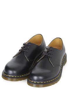 b28ac3414 Dr Martens Doc Martens Vintage 90s Shoes Black Brogues Metallic Two Tone  Oxfords Docs Creepers Goth US 9 UK 7 Unisex | Men's Vintage Fashions from  ...
