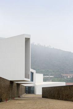 Centro de alto rendimiento de remo do Pocinho (Vila Nova de Foz Côa, Portugal) | Alvaro Andradre