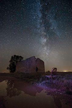 Nocturnal gaze © Marc Lelièvre / Puimoisson, Provence Alpes Côte d'Azur
