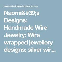 A Spiral Bracelet Using Beadalon Artistic Wire Designer Spiral ...