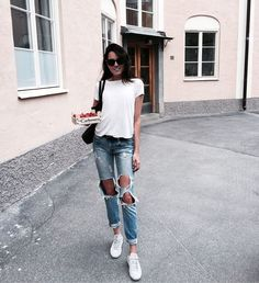Mina populära jeans och Grand Hotel