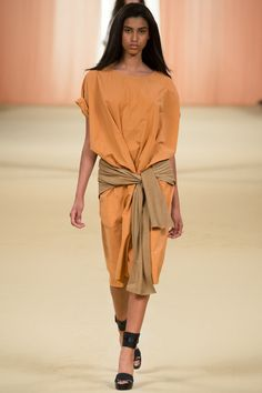 FWPE2015 Suzy Menkes Hermès: Changing of the desert guard