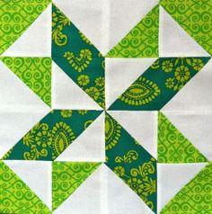 ideas patchwork blocks pinwheels for 2019 Star Quilt Blocks, Star Quilts, Quilt Block Patterns, Easy Quilts, Mini Quilts, Pattern Blocks, Scrappy Quilts, Star Patterns, Craft Patterns