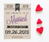 LOVE this!  Free Printable Save The Date From Urban Scarlett
