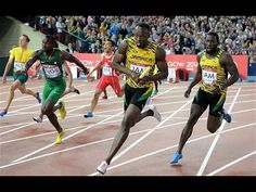 0a38f235705d Usain Bolt Blazing Anchor Leg 4x100m Final Commonwealth Games 2014  Video   · Commonwealth GamesShelly Ann FraserFraser PryceTrack ...