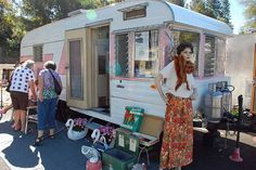 1959 Traveleze Trailer by Fred R Childers Photography, via Flickr