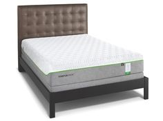 Tempur-Pedic® Flex Supreme Mattress offers the best of both worlds including the pressure relieving contouring benefits of Tempur-Pedic with the quick response of microcoil support.  #yougottatrythis