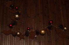 homemade cinnamon glitter ornaments