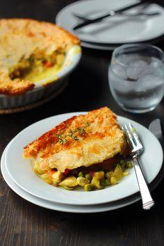 Chicken Pot Pie - Li