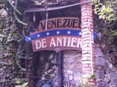 Parque: La Venezuela de Antier (Merida, Venezuela)