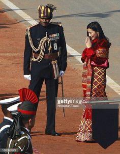 The Queen in India