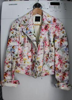 floral jacket oooooooooooo