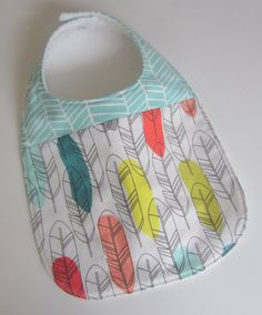 These are the best bibs I have found for my baby so far! They last all day without soaking through to her clothes! And they are so cute too! I got some as a gift and I had to go buy more because of how much I loved them!