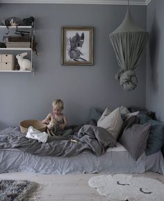 kleinkind zimmer She danced all night.and all the way home. Baby Bedroom, Nursery Room, Boy Room, Girls Bedroom, Kids Room, Childrens Room Decor, Baby Room Decor, Kids Decor, Toddler Rooms