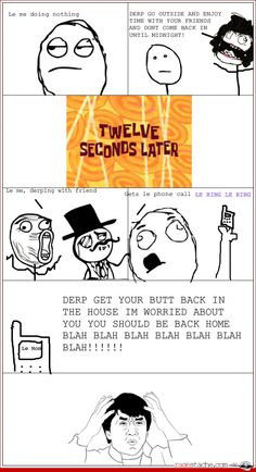 .... - Other - Jul 16, 2012 - Rage Comics - Ragestache