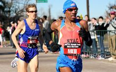 Who's the Better Marathoner, Ryan Hall or Meb Keflezighi?
