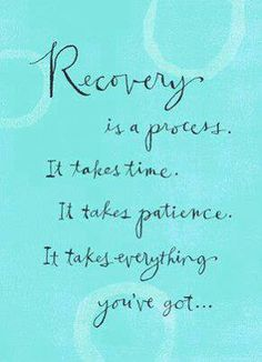 A process- I need to remember this !!