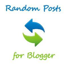 Random Posts Widget for Blogger with Thumbnails - Blogger Widgets