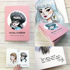 https://www.etsy.com/listing/243188217/oh-you-yearbook-64-pages-full-colour