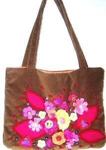 borsa-donna-bag-hand-made-ricamata-a-mano-MADE-IN-ITALY-pink-flower-yellow-red