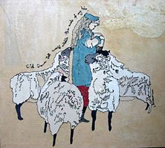 sheep sketch