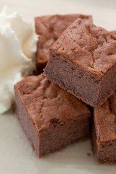 Brownies proteici allo yogurt greco senza glutine