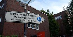 """Fachhochschule Dortmund """"FH-Design-Dortmu 2169"""" von Mbdortmund - Eigenes Werk. Lizenziert unter GFDL 1.2 über Wikimedia Commons."""