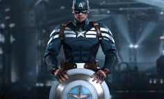 PIN IT TO WIN IT! Repin this post for a chance to win a Captain America Stealth Strike Suit Sixth Scale Figure. You have until 6am PT 10/28/15 to enter... and remember... LANGUAGE!