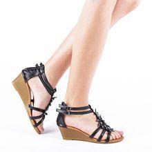 Női szandál Kalapod - page 4 Espadrilles, Wedges, Shoes, Fashion, Sandals, Espadrilles Outfit, Moda, Zapatos, Shoes Outlet