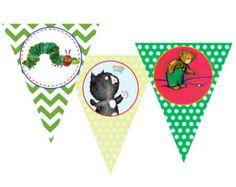 Children's Book Themed Baby Shower Invitation by jenleonardini