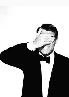 Cary Grant. One of my favorite old movie stars for sure :)