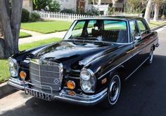 1970 Mercedes Benz 280SE More