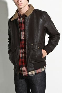 Men's Obey Downtown Jacket $49. Limited quantities, on sale today only!