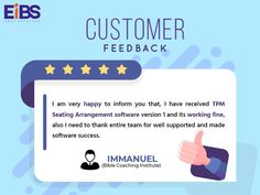 Feedback is the Key to Improvement. Thanks for such a Feedback. It will encourage our continuous improvement and show the path to success.